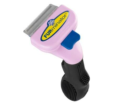 Furminator DeShedding Tool Small Cat / Short Hair (1.75