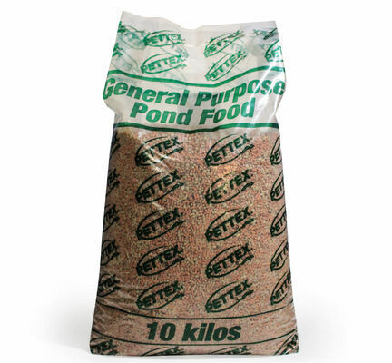 Pettex General Purpose Floating Pond Food Mixed 10kg