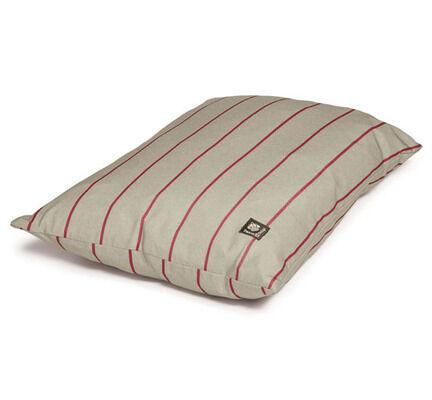 Danish Design Heritage Herringbone Red & White Stripe Deep Duvet