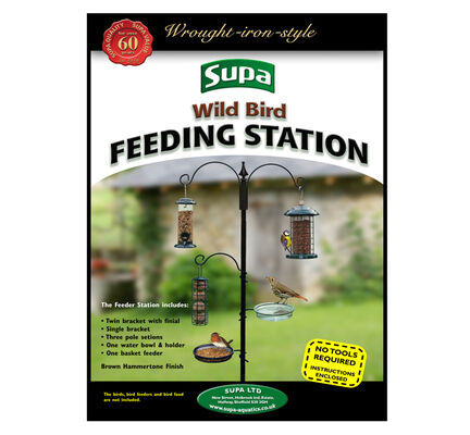 Supa Wild Bird Value Feeding Station