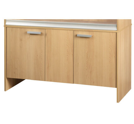 Vivexotic Viva Cabinet Extra Large Beech 1150x610x645mm