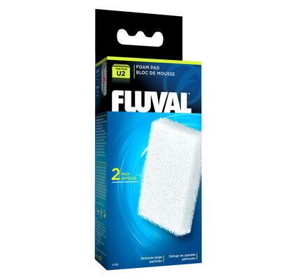Fluval U2 Filter Foam Pad 2pack