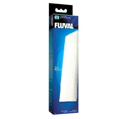 Fluval U4 Filter Foam Pad 2pack