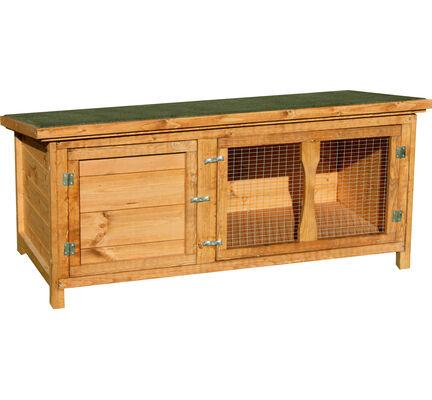Seapets Pet Specialist Cottage Hutch 131 X 65x 57cm