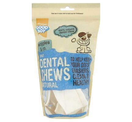 4 x Good Boy Daily Dental Chews 180g