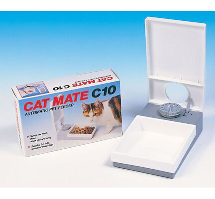 Cat Mate C10 Single Meal 205C Automatic Cat Feeder