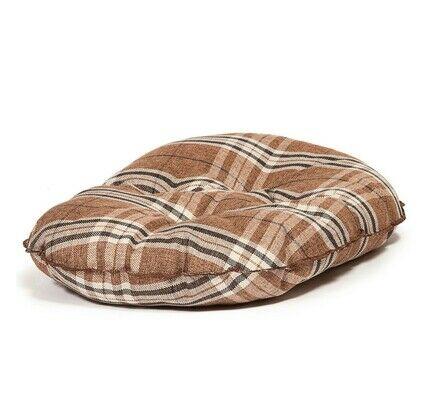 Danish Design Newton Brown Truffle Quilted Mattress
