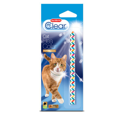 Bob Martin Clear Cat Flea Collar Aztec