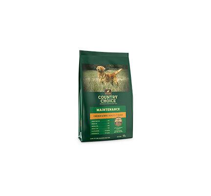 Gelert Country Choice Maintenance Chicken & Rice Dry Working Dog Food - 12kg