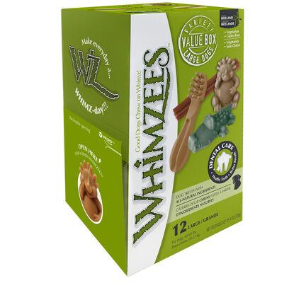 Whimzees Variety Treat Box