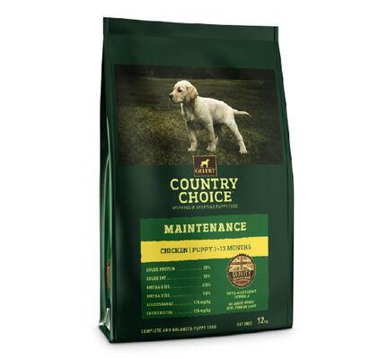 Gelert Country Choice Maintenance Puppy 2kg