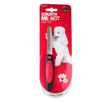 Mikki Claw File For Pets