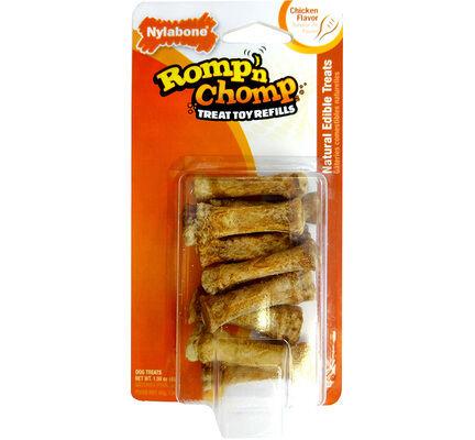 Nylabone Romp N Chomp Mini Treat Toy Refills