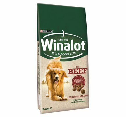 Winalot Complete Beef & Veg 2.5kg