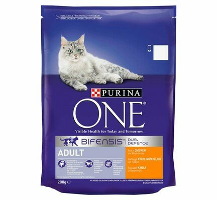 Purina One Adult Rich In Chicken & Whole Grains