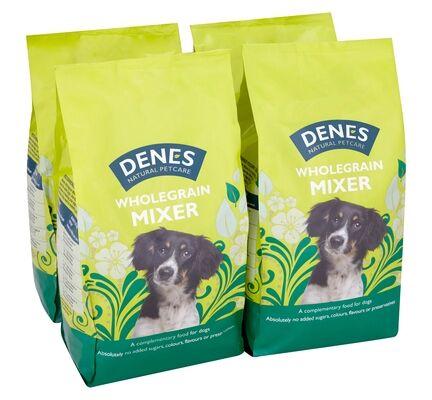 Denes Wholegrain Dog Food Mixer 10kg (4 x 2.5kg)