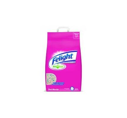 Bob Martin Felight Anti-Bacterial Non Clumping Cat Litter - 20L