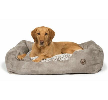 Danish Design Arctic Grey Snuggle Dog Bed