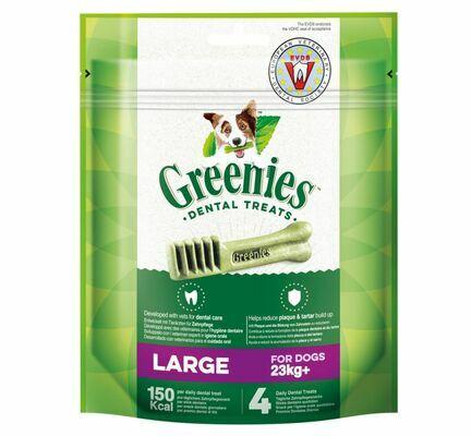 Greenies Original Large Dog Dental Treats 170g