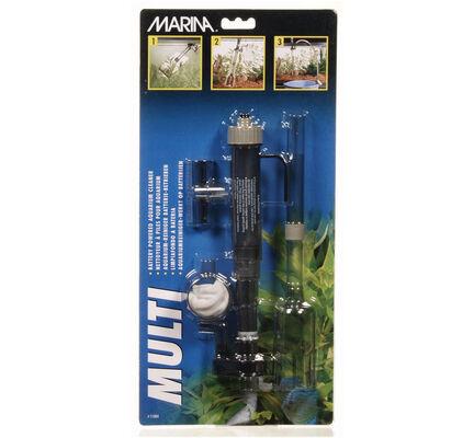 Marina Multi-vac Battery Powered Aquarium Cleaner 20-40cm