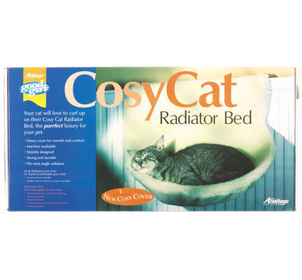 Armitage Good Girl Cosy Cat Radiator Bed