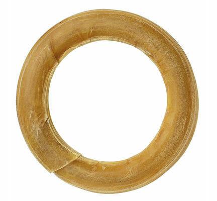 """5 x Good Boy Rawhide Pressed Ring Dog Chew 15cm (6"""")"""