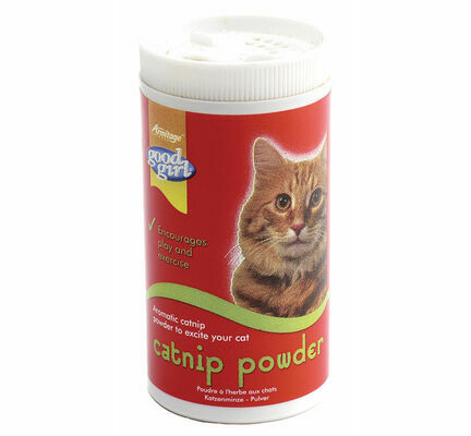 Good Girl Catnip Powder Cat Treat - 20g