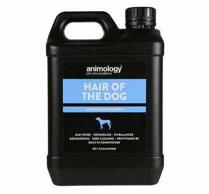 Animology Hair Of The Dog Shampoo 2.5ltr