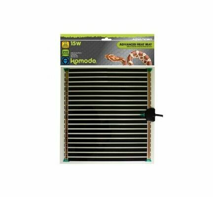 Komodo Advanced Heat Mat - 15w (276mm X 274mm)