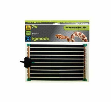 Komodo Advanced Heat Mat - 7w (142mm X 274mm)