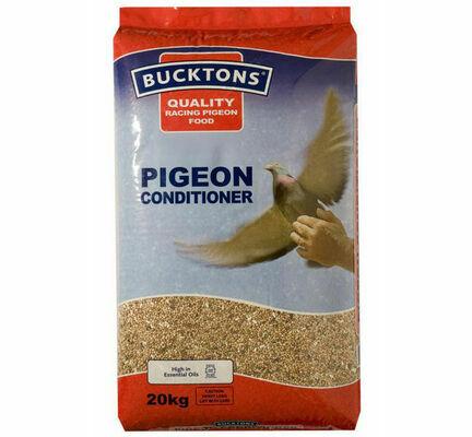 Bucktons Racing Pigeon Conditioner - 20kg