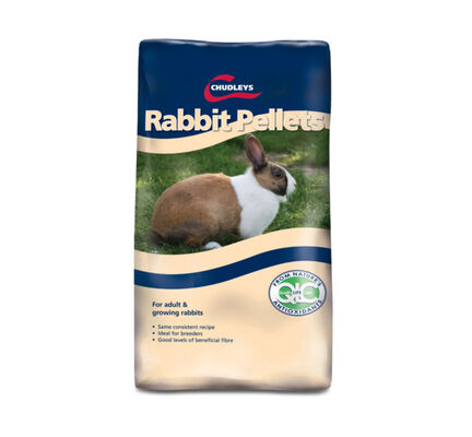 Dodson & Horrell Chudleys Rabbit Pellets Plain 20kg