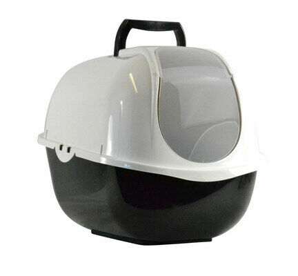 Sharples 'N' Grant Comfy Cat Eco Loo Hooded Cat Litter Tray