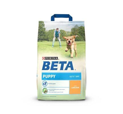Purina Beta Puppy Chicken Dry Junior Dog Food