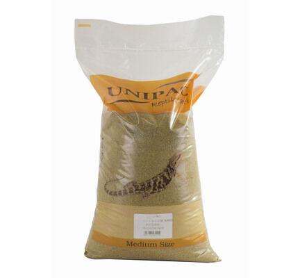 Unipac Natural Reptile Calcium Sand Substrate - 12.5kg