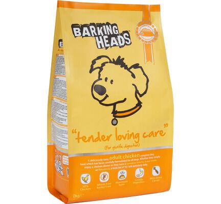Barking Heads Tender Loving Care Dry Adult Dog Food - Chicken