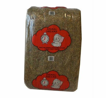 Animal Dreams Giant Hay Bale For Rabbit/Mice/Rat Bedding - 21kg