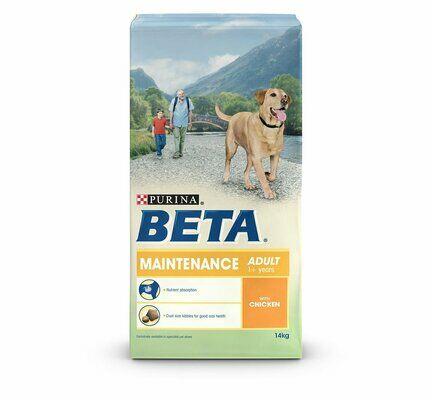 Purina Beta Pet Maintenance Chicken Adult Dry Dog Food