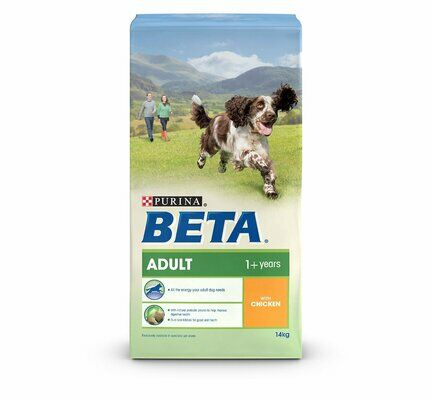 Purina Beta Adult Chicken Dry Dog Food
