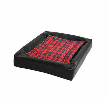 Danish Design Royal Stewart Pet Lounger Mattress - Black