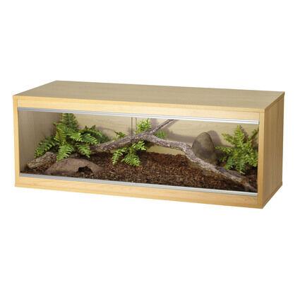 Vivexotic Repti-Home Large Vivarium - Beech