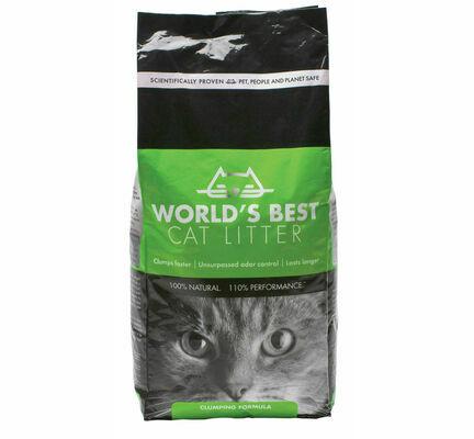 World's Best Clumping Cat Litter Original - 3kg