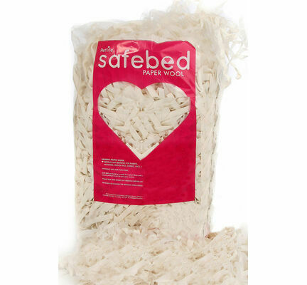 Safebed Paper Wool Small Pet Bedding 2kg