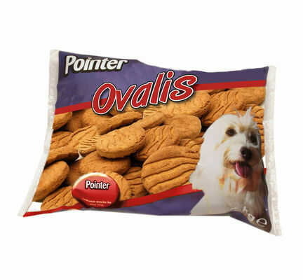 Pointer Ovalis Dog Treats - 2kg