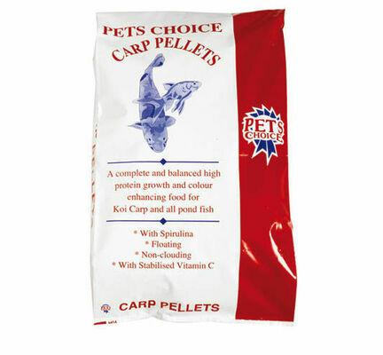 Pets Choice Carp Pellets
