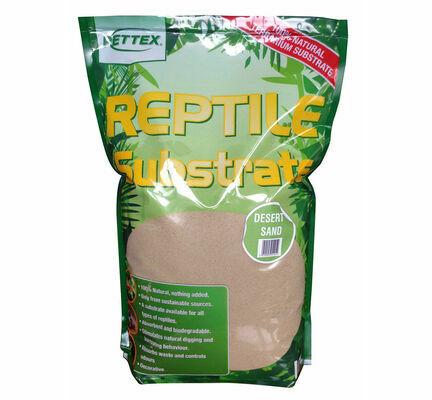 Pettex Reptile Substrate - Desert Sand 10 Litre