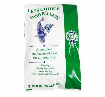 Pets Choice Pond Pellets