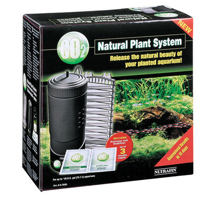 Nutrafin Co2 Natural System For Aquariums Up To 75ltr