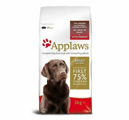 Applaws Adult Large Breeds Dog Food - Chicken