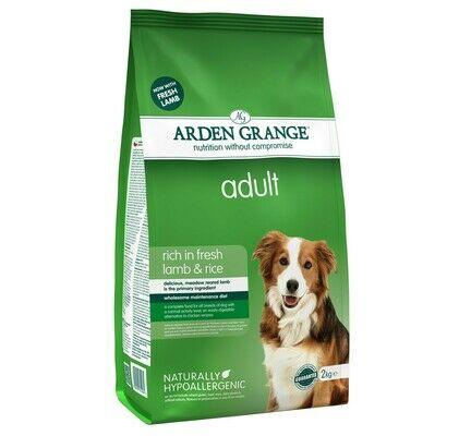 Arden Grange Lamb & Rice Adult Dry Dog Food